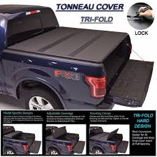Fits 2004-2018 Ford F-150 Lock Hard Solid Tri-Fold Tonneau Cover 5.5 ... Best F150 55ft Hard Top Trifold Tonneau Cover Truck Bed Special Roll N Lock Covers And 132 Lomax Tri Fold Folding Rollnlock Mseries Free Shipping Accsories Caridcom Locking Resource Ryderracks Mitsubishi L200 And Double Cab 0105 Now Toyota Tundra 2018 E Series Retractable Solar Eclipse Trade 2017 Dclb Rollnlock Bed Cover For Camper Shell Tacoma World Truckdowin