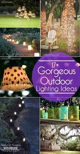 Patio Floor Lighting Ideas by Best 25 Outdoor House Lights Ideas On Pinterest Best Outdoor