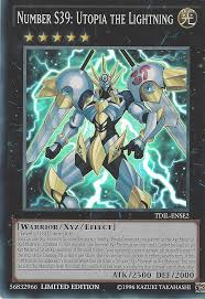 Yugioh Bujin Deck Weakness by Card Rulings Number S39 Utopia The Lightning Yu Gi Oh Fandom