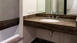 waschtisch aus naturstein travertin oder marmor pietre di