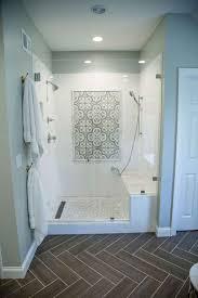 80 surprising farmhouse tile shower ideas remodel nellwyn