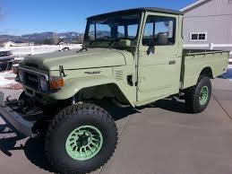 1981 Toyota Land Cruiser FJ45 For Sale