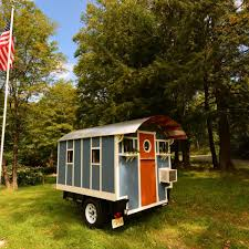 100 Gypsy Tiny House Wagon Camper Custom Luxury Vardo Caravan For Rent In Clifton New Jersey Listings