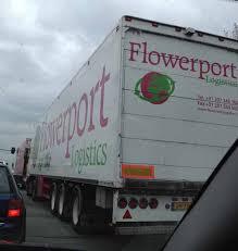 Flower Truck In Holland