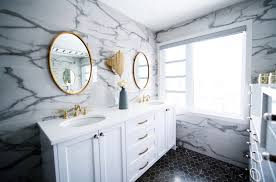 14 Bathroom Renovation Ideas To Boost Home Value Hewn And Hammered Bathroom Remodeling Ideas To Increase