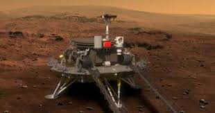 China Is All Set To Beat NASA By Sending A Rover Mars