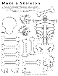 Shake Dem Halloween Bones Book by Skeleton Printable All About Me Theme Preschool Theme All About