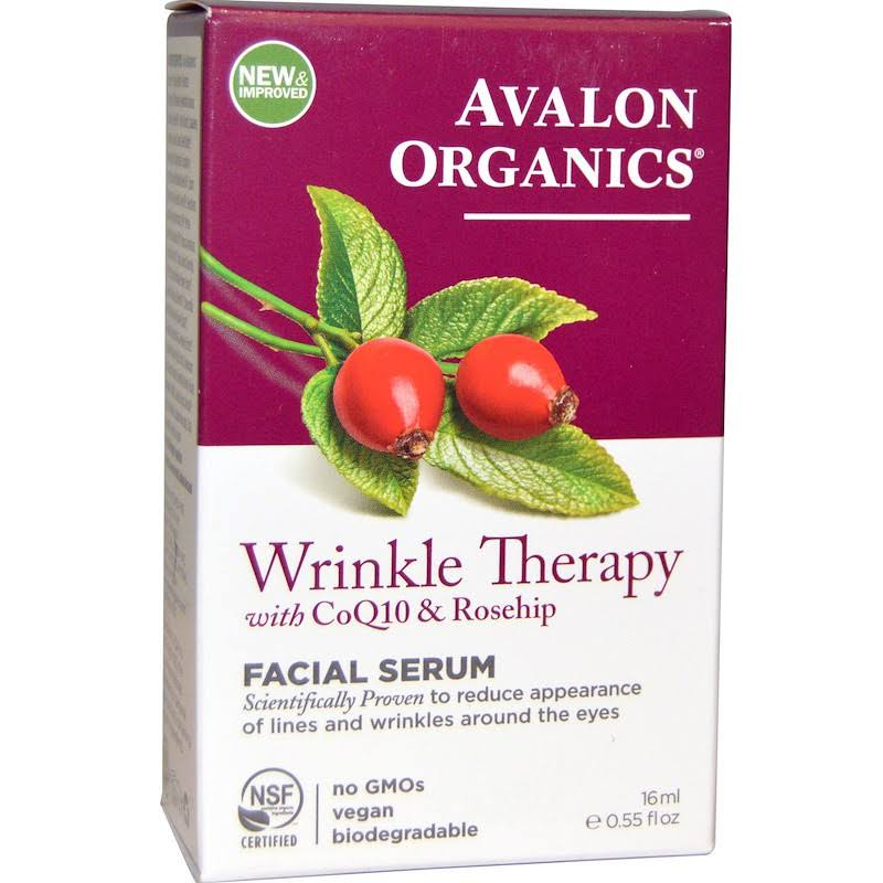 Avalon Organics CoQ10 Repair Facial Serum - 16ml