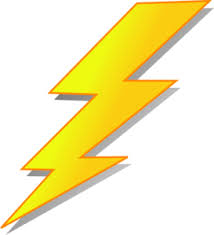 Lightning Clip Art At Clker