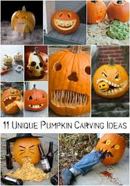 Picture Of Pumpkin Throwing Up Guacamole by 10 Unique Ideas To Spark Up Your Pumpkin Carving Game