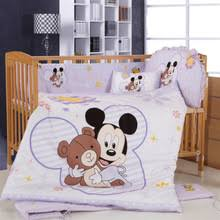 popular mickey mouse crib bedding set buy cheap mickey mouse crib