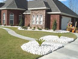 Landscaping Ideas Pictures White Marble Rock