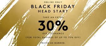 Nordstrom Rack Black Friday Sale