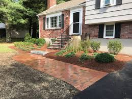 Garden: Awesome Exterior Design With Brick Walkway And Brick Walls ... Design The Exterior Of Your Home Simple Decor House Pating Armantcco Awesome Ideas Remodel Decorate Epic Painters For Interior Models New Popular Wonderful Amazing Outside Brucallcom Paint Beautiful Way Pictures And Photos Vinyl Siding Or Photo 36 Alluring Designs