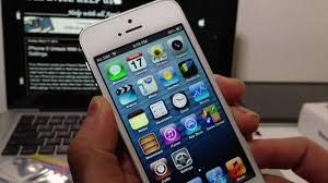 How To Unlock iPhone 5 CDMA in iOS 6 6 0 1 6 1 6 1 1 6 1 2