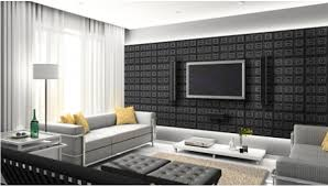 Faux Leather Wall Panel Photo Gallery In Residential And ... Wall Paneling Designs Home Design Ideas Brick Panelng House Panels Wood For Walls All About Decorative Lcd Tv Panel Best Living Gorgeous Led Interior 53 Perky Medieval Walls Room Design Modern Houzz Snazzy Custom Made Hand Crafted Living Room Donchileicom