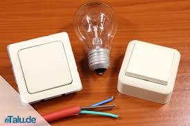 lichtschalter anschließen anleitung mit schaltplan talu de