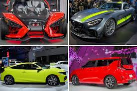 100 Trucks And Cars LA Auto Show 2018 In Pictures The Latest SUVs Pickup