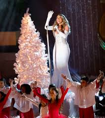 Christmas Tree Rockefeller Center 2018 by Mariah Carey Attends The 81st Annual Rockefeller Center Christmas
