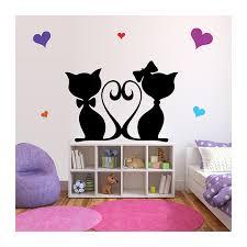 stickers chambre d enfant sticker mural chambre fille 2 stickers muraux chambre bebe fille