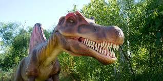 Halloween Haunt Kings Island Dates by Dinosaurs Alive Largest Dinosaur Park Kings Island