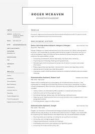 Full Guide: Administrative Assistant Resume [ + 12 Samples ... Executive Administrative Assistant Resume Example Full Guide 12 Samples Financial Velvet And Templates The Ultimate To Leading Professional Store Cover Best Examples Skills Tips Office Sample