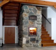 Masonry Heater With Oven Rocket StovesWood StovesRustic FarmhouseFarm