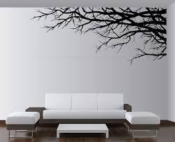 baum vinyl wandtattoo baum top zweig wandbild wandaufkleber baum anlage design schlafzimmer wohnzimmer dekorative hause decoation