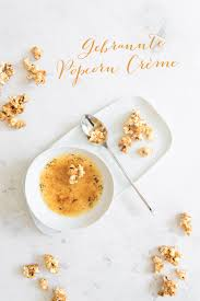 popcorn creme brulee seelenschmeichelei