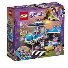 Amazon.com: LEGO Friends Service And Care Truck 41348 Building Kit ... Amazoncom Lego Creator Transport Truck 5765 Toys Games Duplo Town Tracked Excavator 10812 Walmartcom Lego Recycling 4206 Ebay Filelego Technic Crane Truckjpg Wikipedia Ata Milestone Trucks Moc Flatbed Tow Building Itructions Youtube 2in1 Mack Hicsumption Garbage Truck Classic Legocom Us 42070 6x6 All Terrain Rc Toy Motor Kit 2 In Buy Forklift 42079 Incl Shipping Legoreg City Police Trouble 60137 Target Australia City Great Vehicles Monster 60180 Walmart Canada