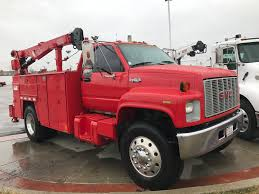 TOP-KICK SERVICE TRUCK - Dogface Heavy Equipment Sales