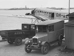 Katajanokka Seaplane Base 1936