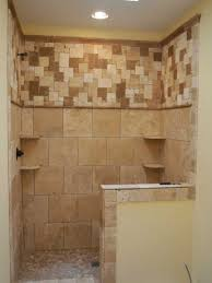 lowes bathroom tile design with elegant mirror for small space of