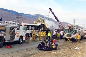 California Bus Crash: 13 Killed, 31 Hurt When Bus Strikes Truck Accident Snarls Traffic On Sb 15 Freeway Wednesday Night Victor More Tough Tesla Headlines This Week Cluding Troubling Video Trophy Truck Crash On Finish Line At Baja 1000 2017 Youtube Slams Into Fire Truck Stopped Red Light In Utah Las Vegas Witness Called 911 Twice Before Fatal Dump Medium Duty Multiple People Killed When Tour Bus Collides With Semitruck Weekend Mojave Offroad Race Approved Following Deadly Crash Nbc Video Drowsy Driving Leads To Nevada Memorial Ride Fundraiser Happening Today For Local Woman Daughter 8 Dead 12 Hurt Calif Desert Southern 395 California Stock Photos