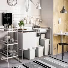 mülltrennsystem mistkübel für die küche ikea österreich