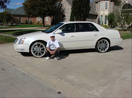 2008 Cadillac DTS 22 Inch Rims Cadillac Pinterest