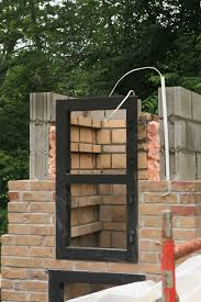 How To Build A Brick Smoker | Home Design, Garden & Architecture ... Best 25 Diy Outdoor Kitchen Ideas On Pinterest Grill Station Smokehouse Cedar Smokehouse Cinder Block With Wood Storage Brick Barbecue Barbecues Bricks And Backyard How To Build A Wood Fired Pizza Ovenbbq Smoker Combo Detailed Howtos Diy Innovative Ideas Outdoor Magnificent Argentine Pitmaker In Houston Texas 800 2999005 281 3597487 Build Smoker Youtube 841 Best Grilling Images Bbq Smokers To A Home Design Garden Architecture