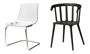 Leather Dining Chairs Ikea by Chair Black Dining Chairs Ikea