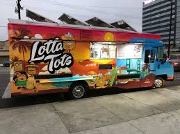 100 Pizza Truck For Sale Lotta Tots Los Angeles Food S Roaming Hunger