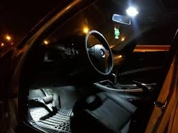 First MOD Bimmerland. LED Interior Lights. : E90