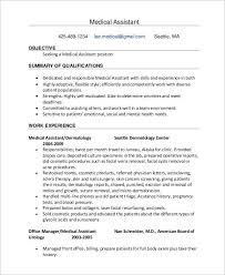 medical assistant front office resume front desk job description