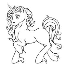 Jewel Unicorn Coloring Pages To Print