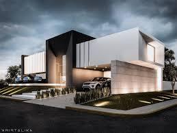 100 Contemporary House Facades Exterior Facade Materials Renovation View In Gallery Modern Gl