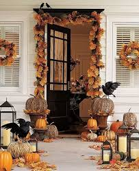 Halloween Home Decor Porch Decorations House