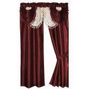 Absolute Zero Curtains Red by Absolute Zero Velvet Room Darkening Home Theater Curtain Panel