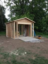 8x12 shed floor and foundation plans building construction