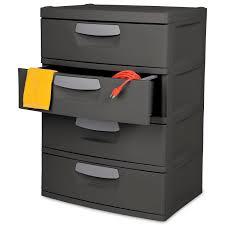 Sterilite, 4 Drawer Unit - Walmart.com