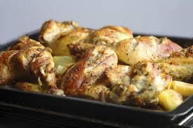 comment cuisiner une cuisse de poulet recette cuisses de poulet et pomme de terre au four 750g