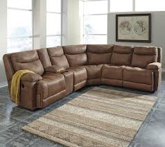 Wall Saver Reclining Couch by Signature Design By Ashley Valto Power Reclining Sectional With