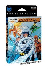 dc comics deck building game combo expansions crossover packs